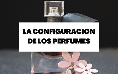 ¿Cómo está configurado un perfume?