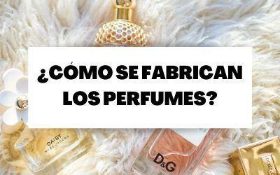 Descubre los métodos de fabricación de los perfumes