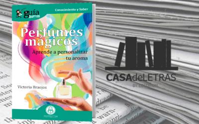 El 'GuíaBurros: Perfumes mágicos' en Casa de Letras